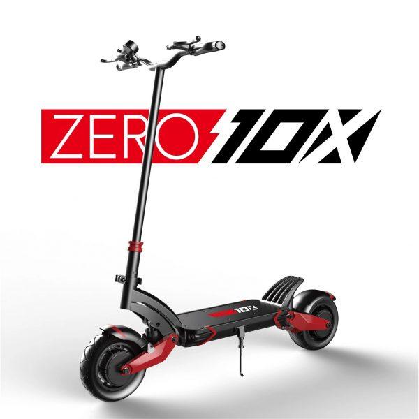 Easy-ride.eu | Elektrische step | Zero 10X