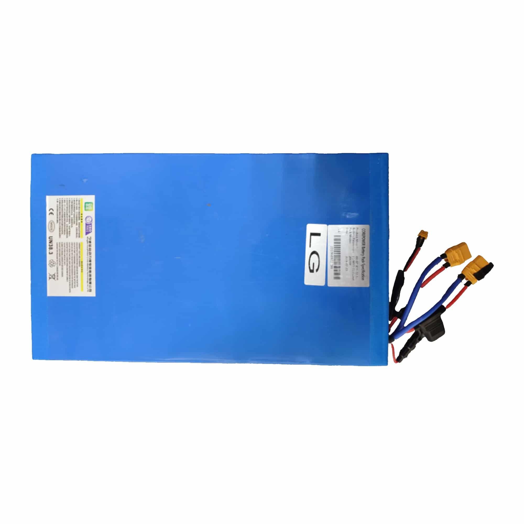 productafbeelding 72V 32Ah LG batterij